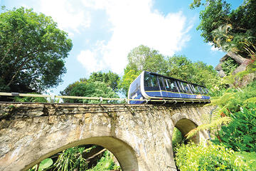 Private Tour: Half-Day Penang Hill...