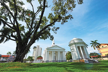 Private Tour: Half-Day Penang Walking...