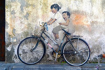 Private Tour: Museums and Street Art Tour in George Town