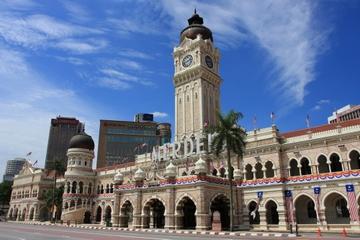 Recorrido de lo más destacado de Kuala Lumpur