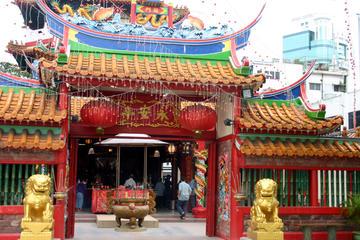 Recorrido por la ciudad de Kuching