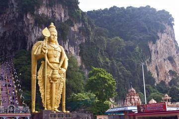 Rundtur till Batugrottorna med tempel från Kuala Lumpur
