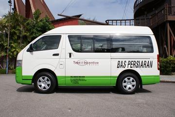 Vervoer voor vertrek naar Kuala Lumpur International Airport