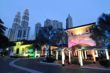 Visite nocturne de Kuala Lumpur
