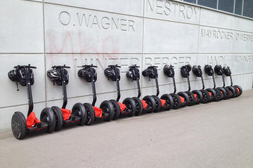 Vienna Segway Hot Spots Tour