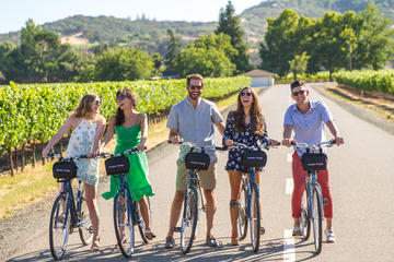 Book Sonoma Valley Self-Guided Bike Tour with Lunch on Viator