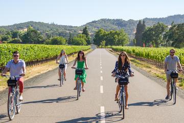 Day Trip Sonoma Valley Wine Country - Half Day Bike Tour near Sonoma, California