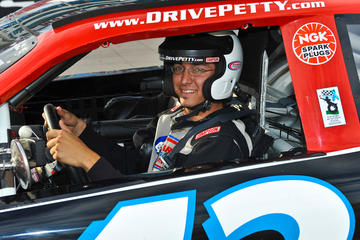 Richard Petty Driving Experience at Daytona