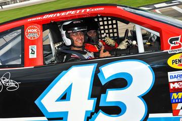 Book Richard Petty Race Car Ride-Along Program at Daytona International Speedway on Viator
