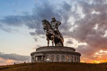 1 Day Coach Tour of Genghis Khan Statue Complex and Terelj National...