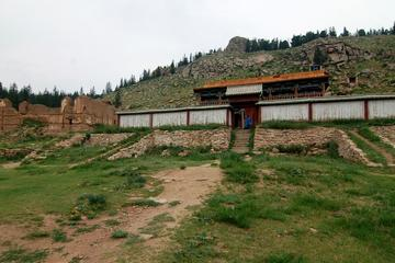 1 Day Horseback Riding Tour to Manzushir Monastery Including Lunch