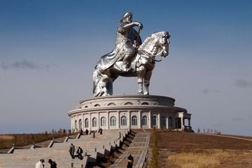 Day Coach Tour of Genghis Khan Statue...