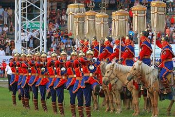 Naadam Festival 2018 including Opening ticket