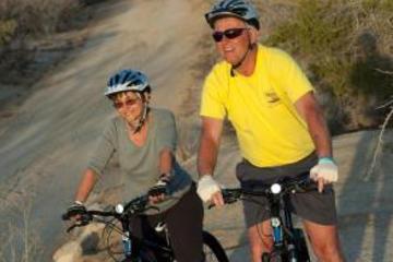 Aventura en bicicleta de montaña en Los Cabos