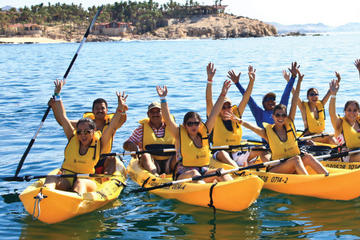 Los Cabos Sea Adventure: Snorkeling, Kayaking and Stand-Up...