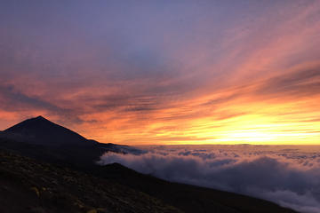 Teide National Park on  Sunset Guided