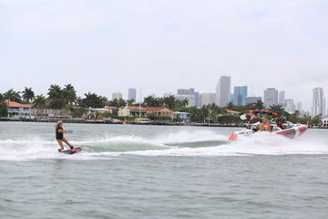 Privater Wakeboard-Kurs in Miami