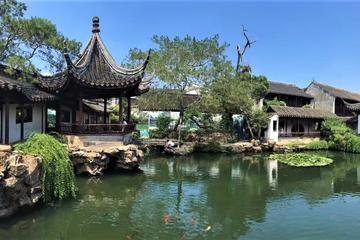 3 hours More Fun in the Suzhou garden