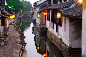 One-day tour of private Suzhou and Zhouzhuang, the first water town of China