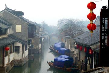 Private Suzhou tour for both old and new