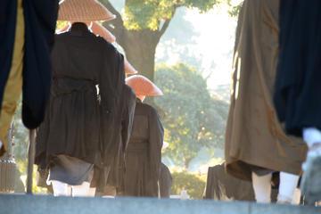 僧侶の一日体験