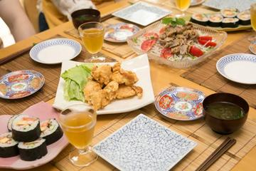 Japanese Home Cooking - From Soup to Sweets, and Everything in Between