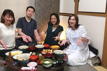 Japanese Local-Style Cookery Lesson in Tokyo