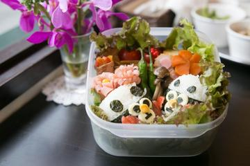 Tokyo Bento Box Making Class with...