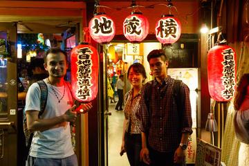 Osaka Night Life with a Local