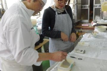 Spend a day in a tofu store and learn how to make tofu from start to finish!