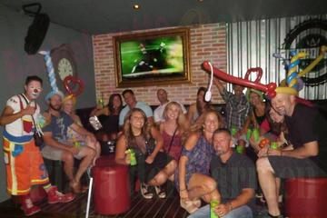 Private Bar Crawl in Playa del Carmen