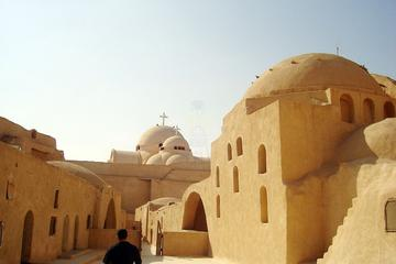10-Hour Monasteries Tour at Wadi El Natroun