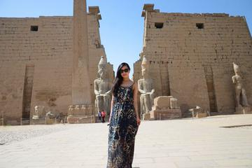 8-hour full day  Luxor East west Banks Day Tour from Luxor hotel or Nile cruise