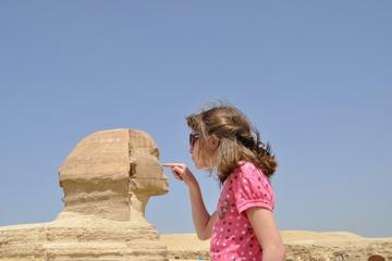 budget tour half-day to Giza pyramids sphinx and valley temple
