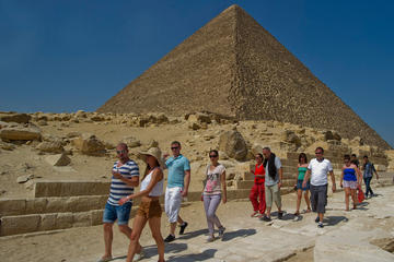 Cairo airport transit  tourists to visit Cairo museum and Giza pyramids