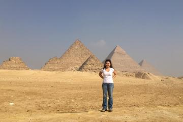 Day Tour from Sharm el Sheikh to Cairo