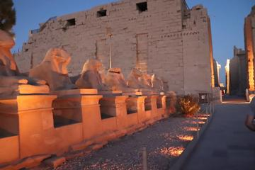 east west ancient history luxor