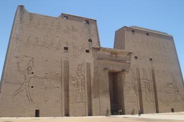 full day Edfu and Kom ombo from Luxor