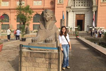 Full-Day Egyptian Museum Old Cairo Tour from Cairo or Giza hotels