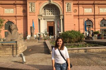 full-day private  tour from Sharm  to Cairo