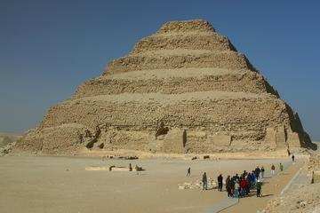 full-day pyramids tour for GIZA SAKKARA DHSHOUR