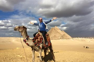 Full-Day Tour from Hurghada to Cairo