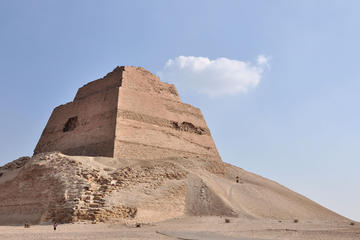 full-day tour to el Fayoum pyramids