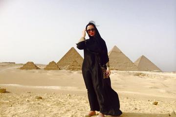 Giza pyramids plateau tour