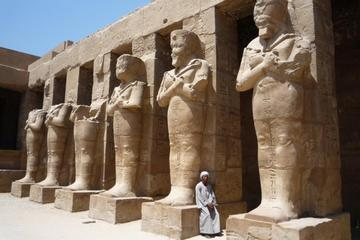 luxor full-day tour from Cairo by...