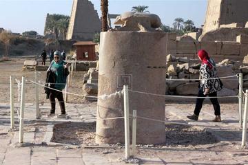 luxor karnak temple ancient history