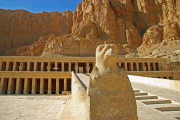 one day-tour from Hurghada to Luxor by van