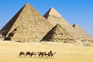 one day-trip from Hurghada to Cairo by flight