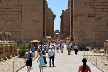 private small group tour to Karnak and Luxor Temples Day tour in Luxor