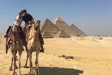 private tour  pyramids museum hanging church